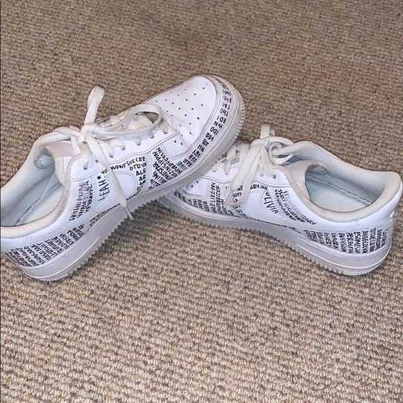Nike Shoes | Custom Nike Air Force S
